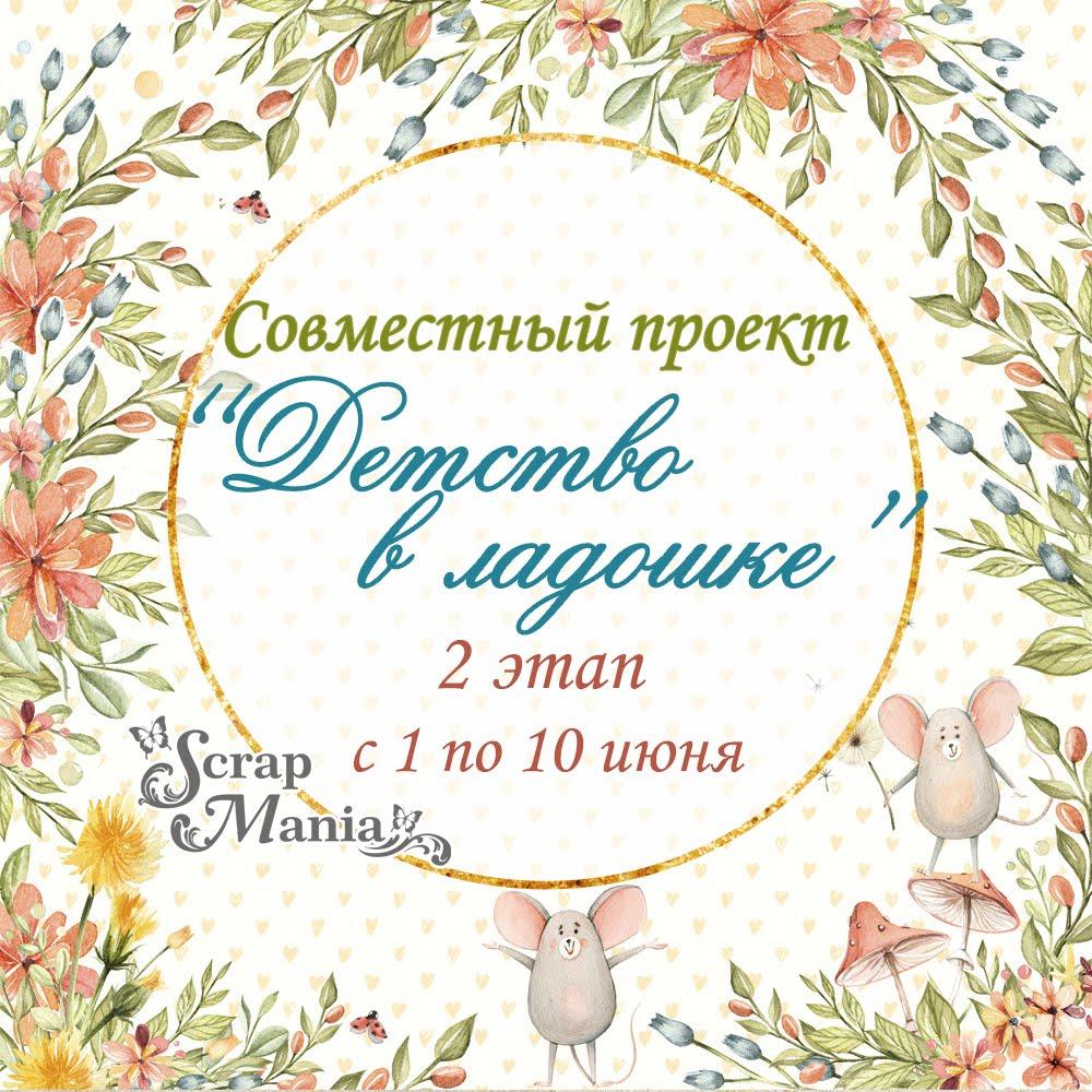 """СП """"Детство в ладошке"""" 2 этап"""