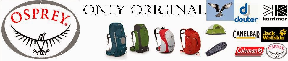 Backpack Osprey,Karrimor,Deuter,camelbak,jackwolfskin,coleman for sale malaysia