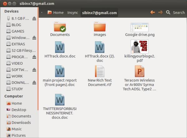 How to install Google drive on Ubuntu