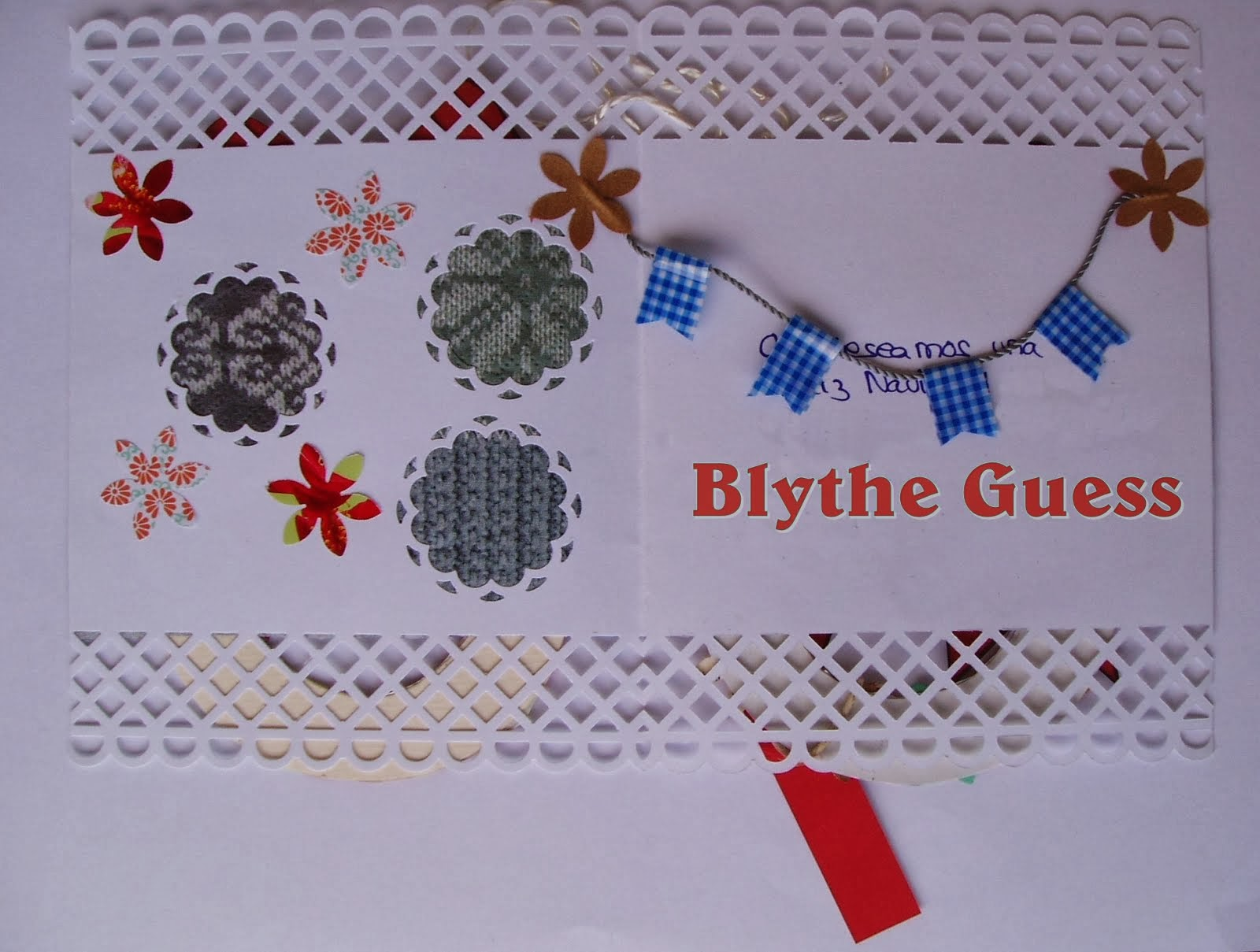 by Blythe Guess