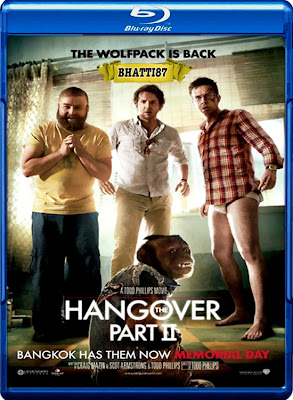 The Hangover Part 2 Hollywood Movie Poster
