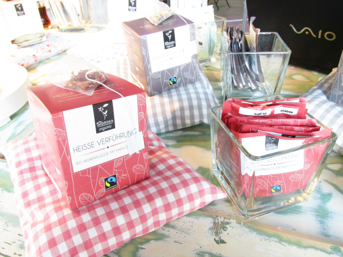 Yupik Infodays 2015 - Baden-Baden - Sidroga Organic Tees