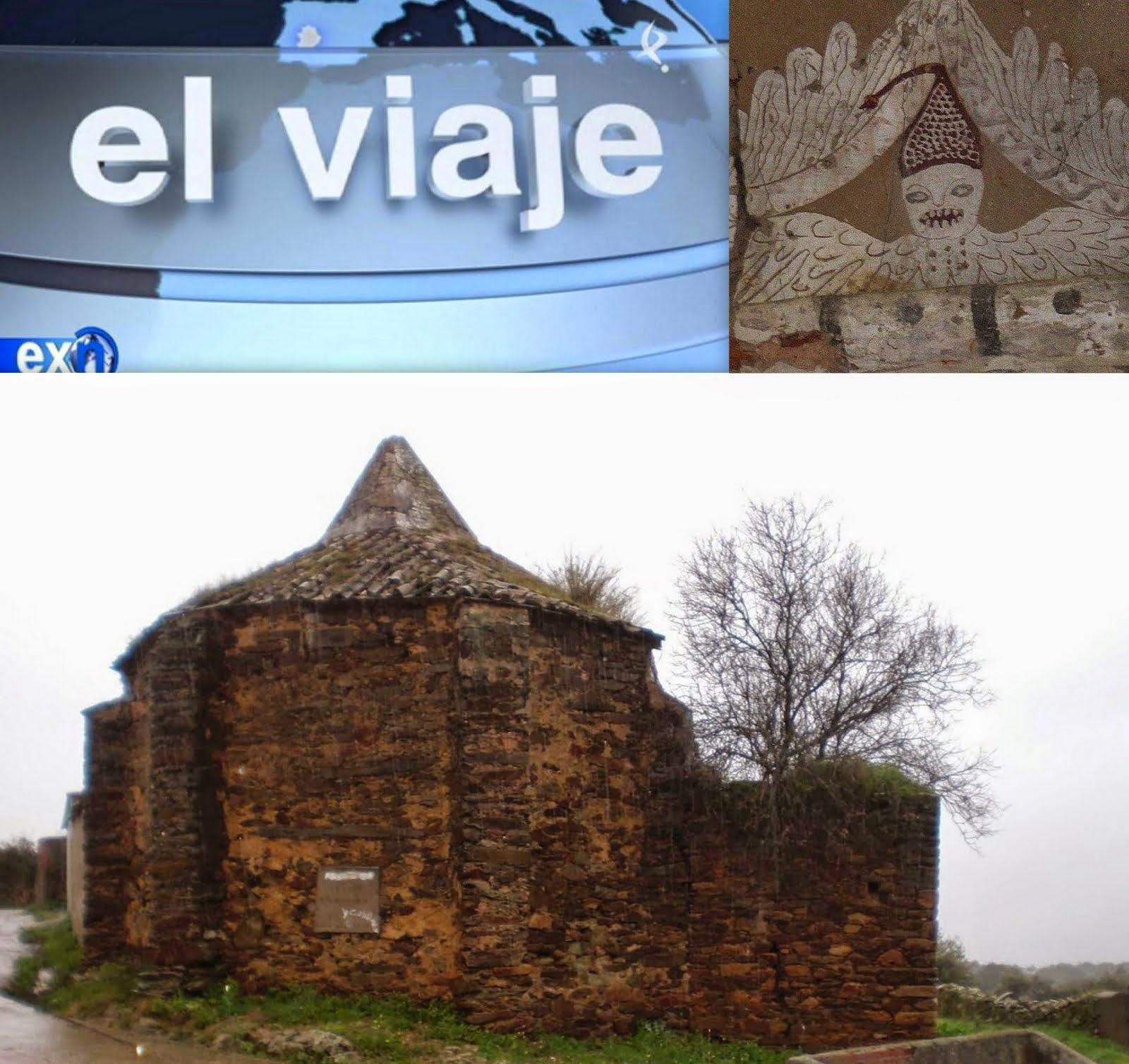 El Viaje: Ermita del Santo Cristo (Talaván)