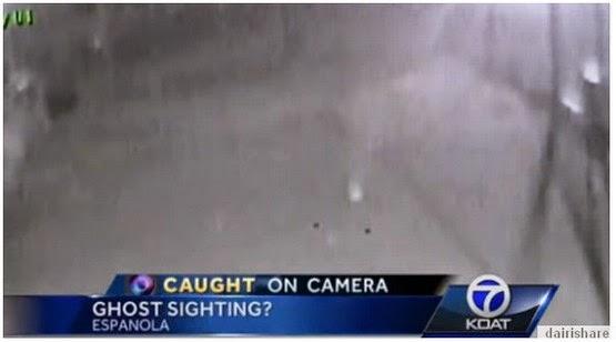Susuk Tubuh Hantu Dirakam CCTV Polis Kes Pembunuhan