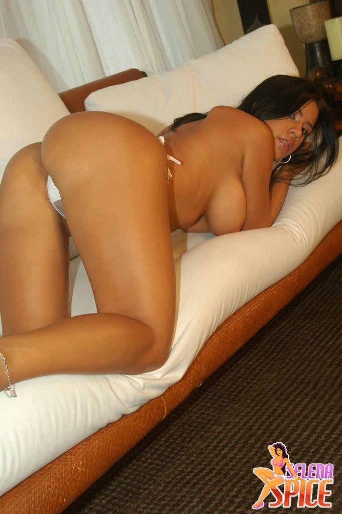 Selena Spice Naked
