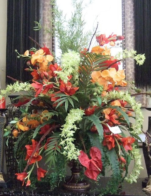 Ana silk flowers june 2012 - Silk flower arrangement ideas ...
