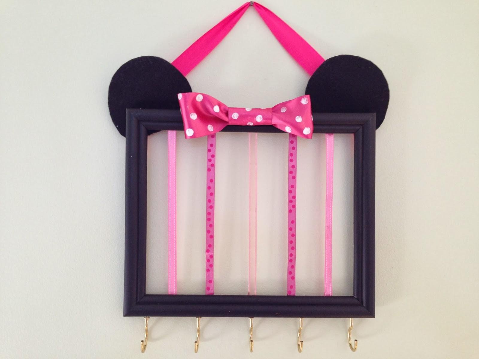 Minnie Mouse Hair Bow Template Minnie mouse hair bow
