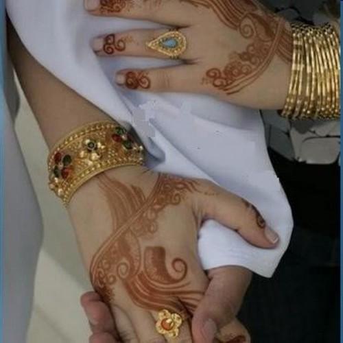 Mehndi For Marriage Girl : Mehndi designs for wedding girls celebrity tattoos