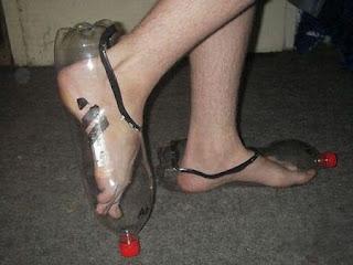 Zapatos con Materiales Reciclados