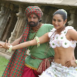 Yuvaraj, Ragini in Jyothi Kalyanam Hot Stills