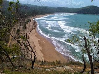 Indahnya Pantai Taman
