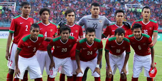 Timnas Indonesia U-23 SEA Games 2015
