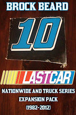 NEW! LASTCAR Nationwide and Truck Series Expansion Pack - On Sale for $3.99!