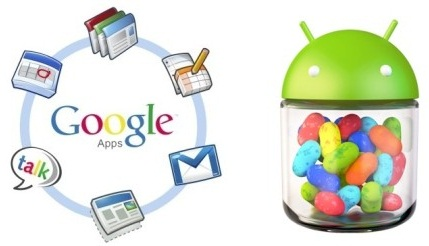 Android 4.2 Jelly Bean GApps Package