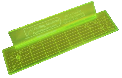Green Fairy Quilts: Rulers are back in stock!! : a1 longarm quilting machine - Adamdwight.com