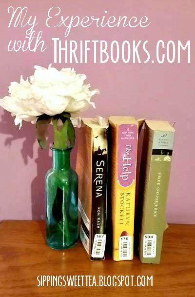 Thriftbooks.com, bookwork, cheap books, review, website