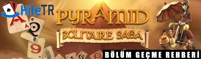 Pyramid Solitaire Saga Bölüm Geçme Rehberi