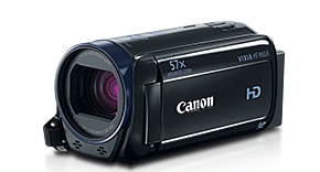 Canon VIXIA HF R600 Camera Software Download