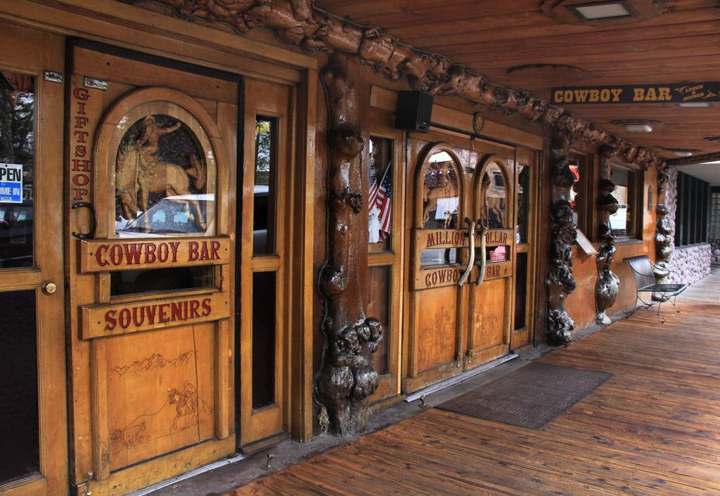 Avcr8teur S Photo Blog Cowboy Bar