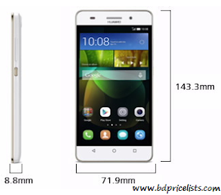 Huawei G Play mini Mobile Specifications And Price In Bangladesh