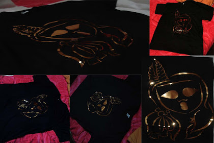 TGOC Black/GOLD Shirt