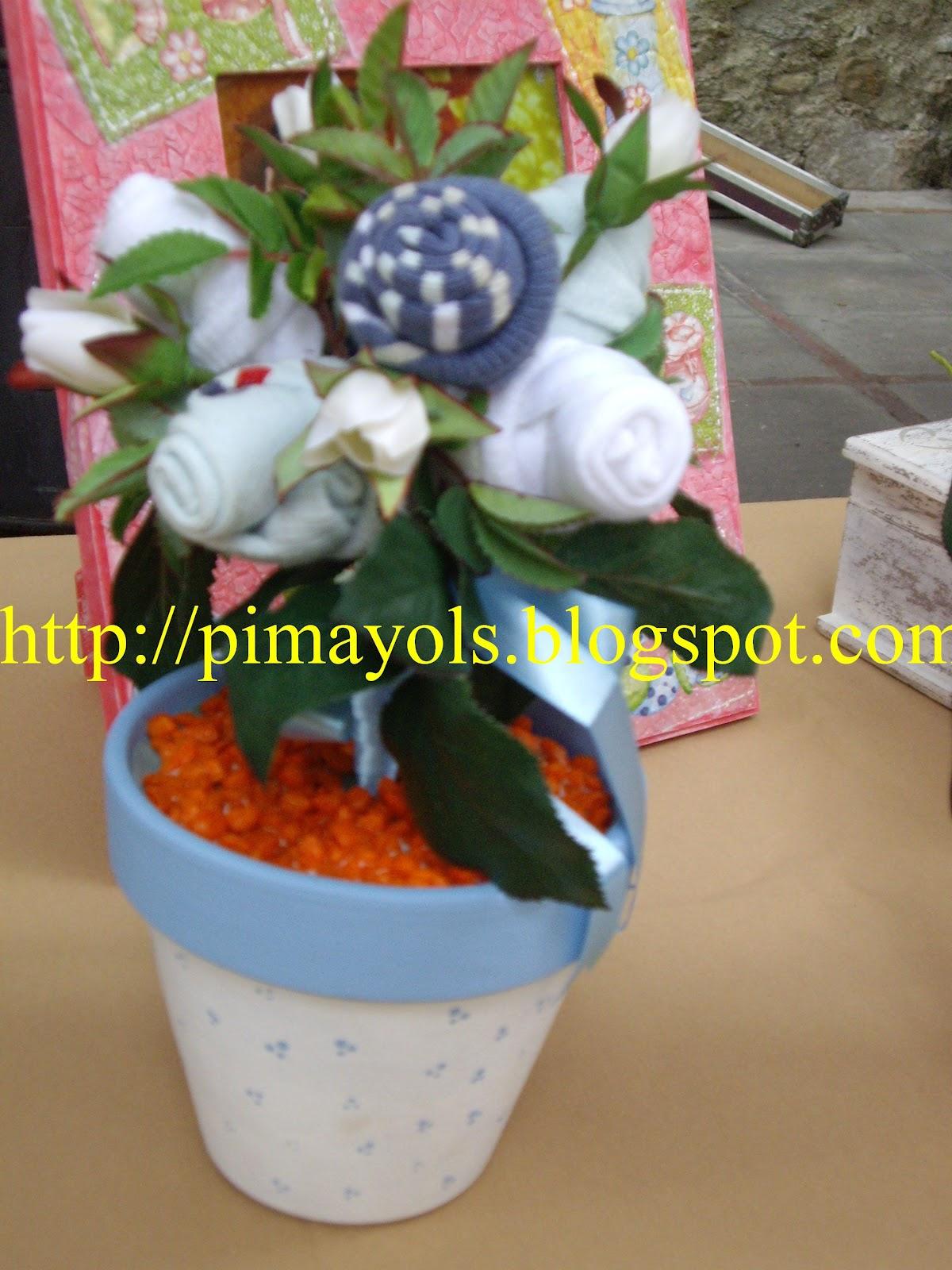 Pimayols bonitos detalles para dar la bienvenida a un bebe - Detalles de bienvenida ...