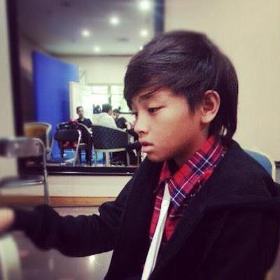 "... Biodata | Foto Aldi ""Alvaro Maldini Siregar"" Coboy Junior Terbaru 2013"