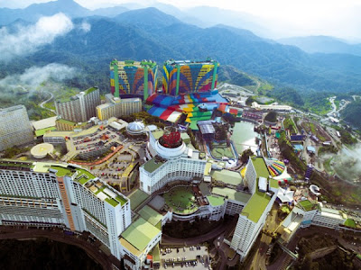 The 6 Astonishing Hotels of the World Genting Highlands Malaysia