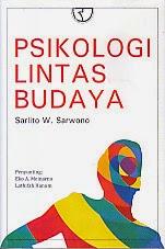 toko buku rahma: buku PSIKOLOGI LINTAS BUDAYA, pengarang sarlito w. sarwono, penerbit rajawali pers