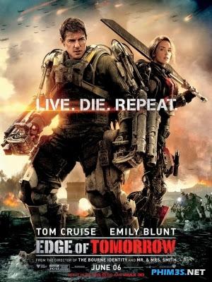 Cuộc Chiến Luân Hồi - Edge of Tomorrow (2014) full HD
