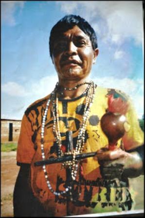 Cacique guarani-kaiowá Nízio Gomes foi morto em 2011 e nunca teve o corpo encontrado. Foto: Comunidade Guaiviry / Funai-CE