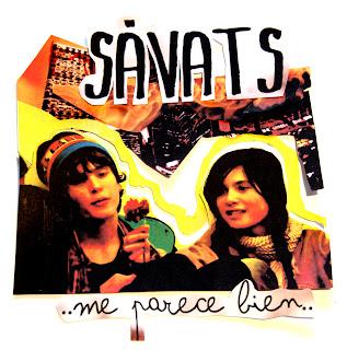 Savats Me parece bien (descarga del disco en Exclusiva en El Mundo de Tulsa)