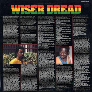 WISER DREAD LP