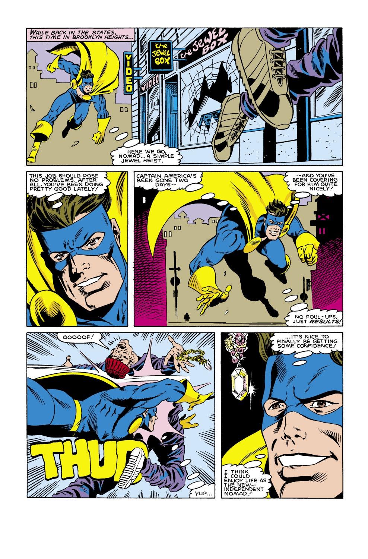 Captain America (1968) Issue #306 #234 - English 11