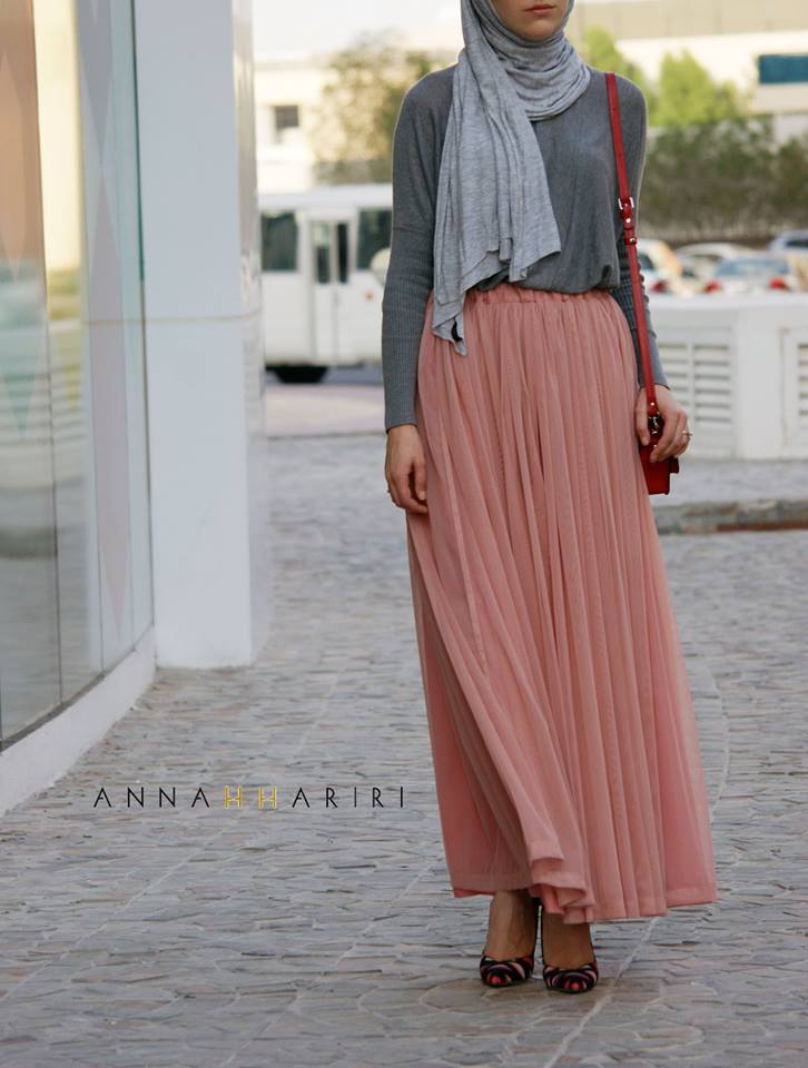 Robe Hijab Mode 2015 Hijab Fashion And Chic Style