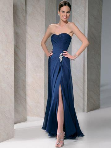 Vestidos para mujer alta y delgada
