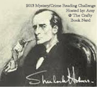 The Crafty Book Nerd Mystery/Crime Challenge