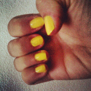 barry m lemon ice cream nail polish paint