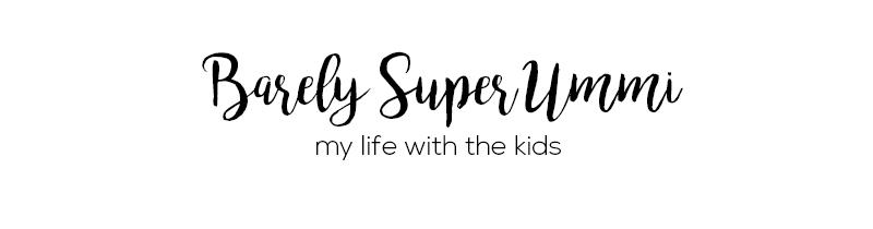 Barely Super Ummi