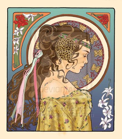 Quo art art nouveau - Art deco caracteristicas ...