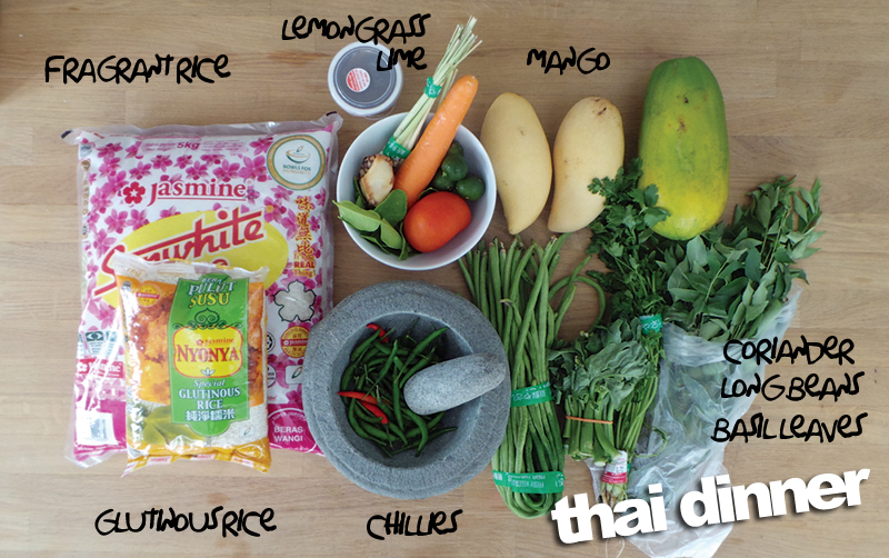 how to cook thai jasmine rice on the stove