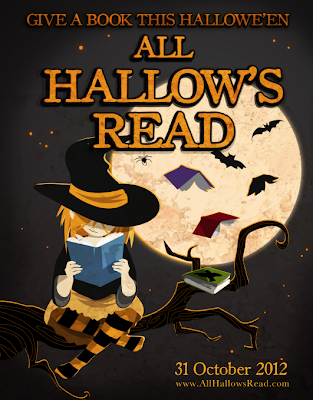 All Hallow's Read poster