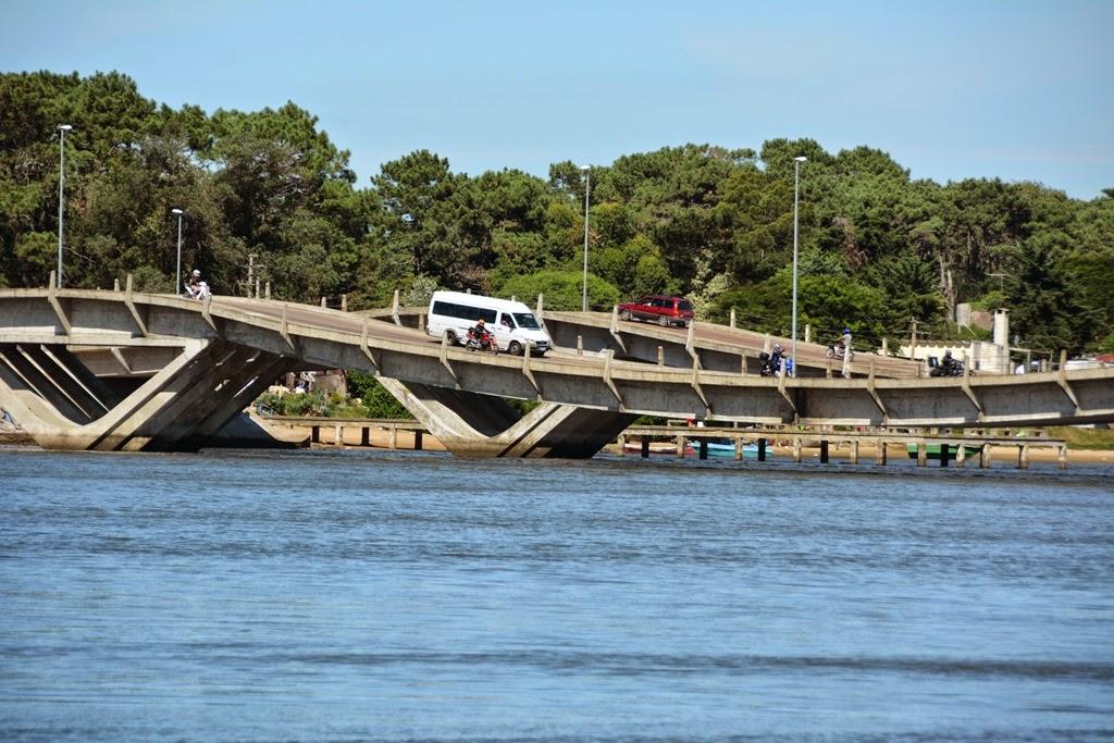 Lionel Biera Bridge Punta del Este