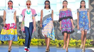 Trend Model Batik Ivan Gunawan 2016 Jajaka Desain Funky Motif Keren