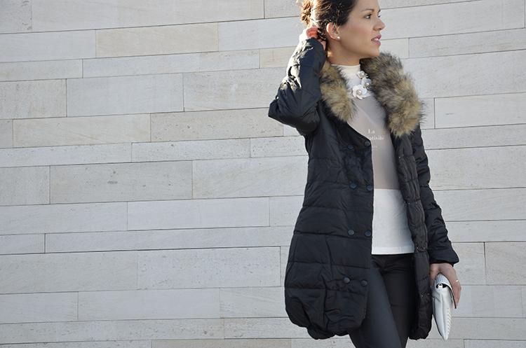 black-coat-look-blogger-outfit-negro-fashion-moda-abrigo-pelo