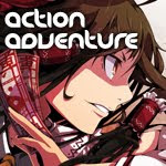 Female Fantasy Action and adventure anime genre