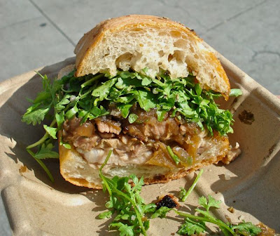 Roli Roti Porcetta Sandwich