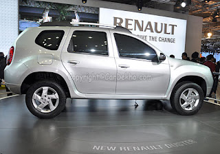Renault Duster - SUV Prices