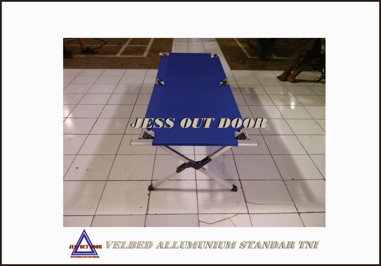 Pabrik, Tempat, Produksi, Pembuat Velbed/ Folding bed tenda