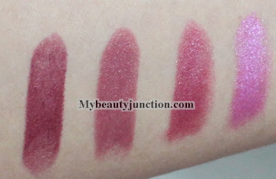 Lip Factory November 2013 all-lips beauty box review, unboxing, photos, swatches